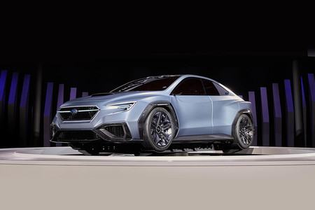 El Subaru VIZIV Performance Concept será el WRX STi más agresivo de la historia