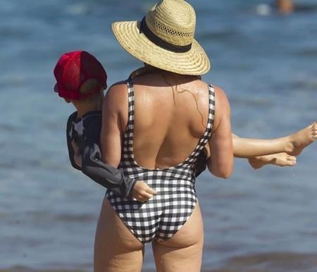 El inspirador mensaje de Hilary Duff a quienes critican su cuerpo de madre
