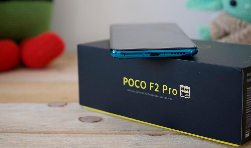 El Xiaomi Poco F2 Pro comienza a actualizarse a MIUI 12 y Android 11 estable