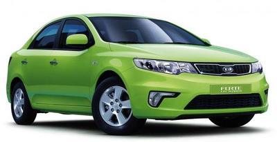Kia Forte LPI Hybrid, Top 10 de los coches innovadores