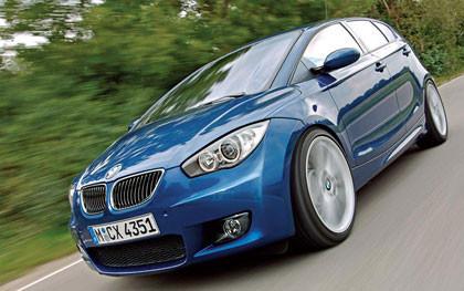 BMW confirma el BMW F3