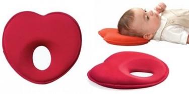 Lovenest: cojín anatómico para la cabeza del bebé