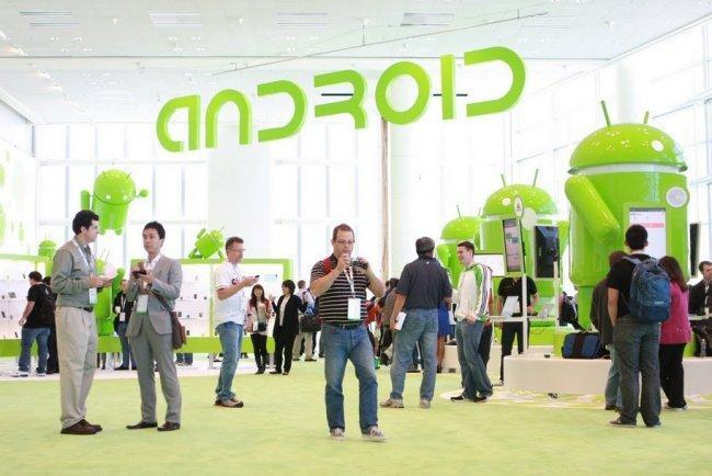 Google I/O Android Keynote