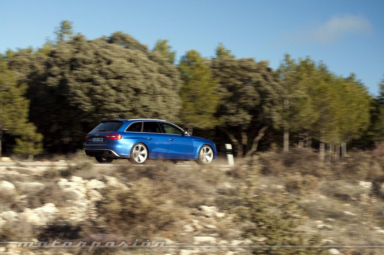 Foto de Audi RS4 Avant (prueba) (22/56)