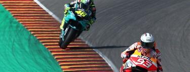 Marc Márquez, Valentino Rossi y el manido debate sobre el mejor piloto de la historia de MotoGP
