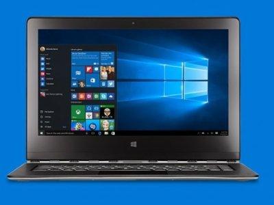 La actualización de noviembre de Windows 10 ya está disponible mediante Windows Update