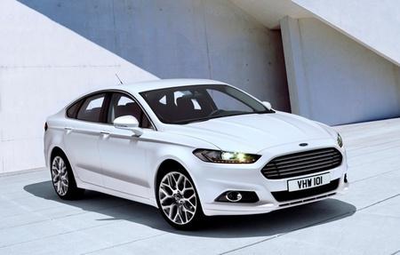 El nuevo Ford Mondeo estrenará en Europa los cinturones traseros hinchables