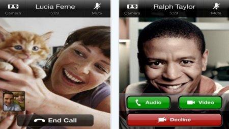 Skype lleva su servicio de videollamadas a los iPhones