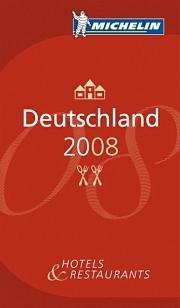 Guía Michelin 2008, Alemania con más estrellas que España e Italia, de momento...
