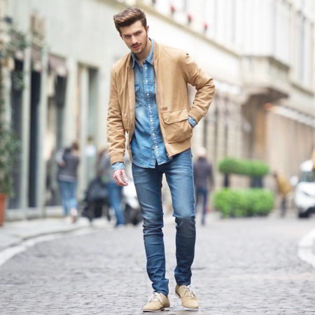 Camisas en denim: el toque effortless de un perfecto look de primavera