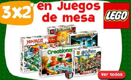 3x2 En Juegos De Mesa En Toys R Us