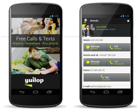 yuilop 1.9 para iOS y Android ya disponible