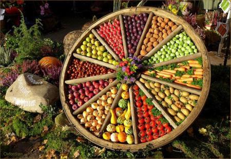 Hospital prescribe frutas y verduras en lugar de pastillas