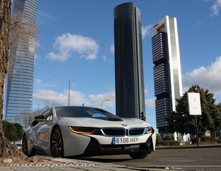 BMW i8 Prueba 7