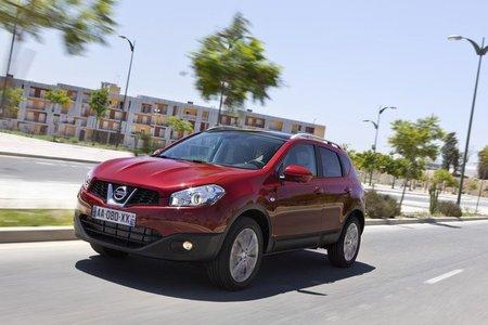 Nissan regala 10 días de alquiler de un Qashqai a los dueños del Leaf