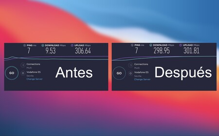 De 9 a 300 Mbps: este sencillo truco de macOS puede mejorar la señal WiFi de tu Mac (Intel o M1) casi por arte de magia