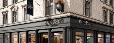 Ya queda menos para la apertura de la espectacular tienda de Harry Potter en Nueva York