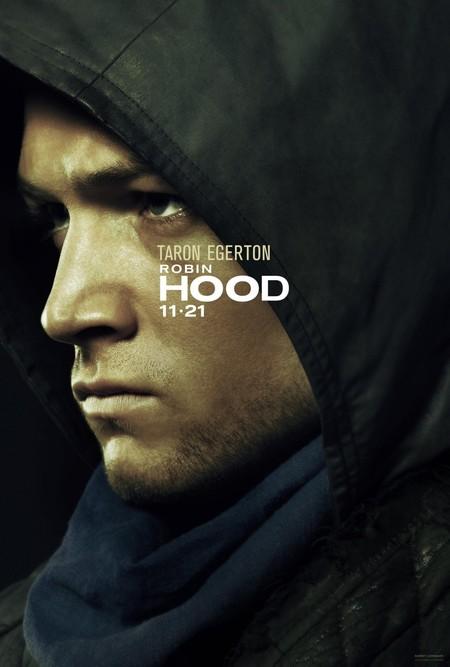 Poster Robin Hood Taron Egerton