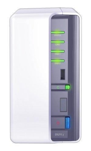 Synology DS211j acerca más el servidor multimedia al hogar