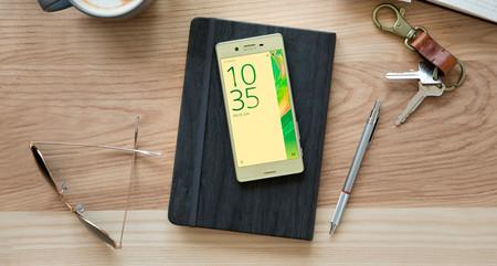 Los Sony Xperia X y X Compact comienzan a recibir Android 7.0 Nougat
