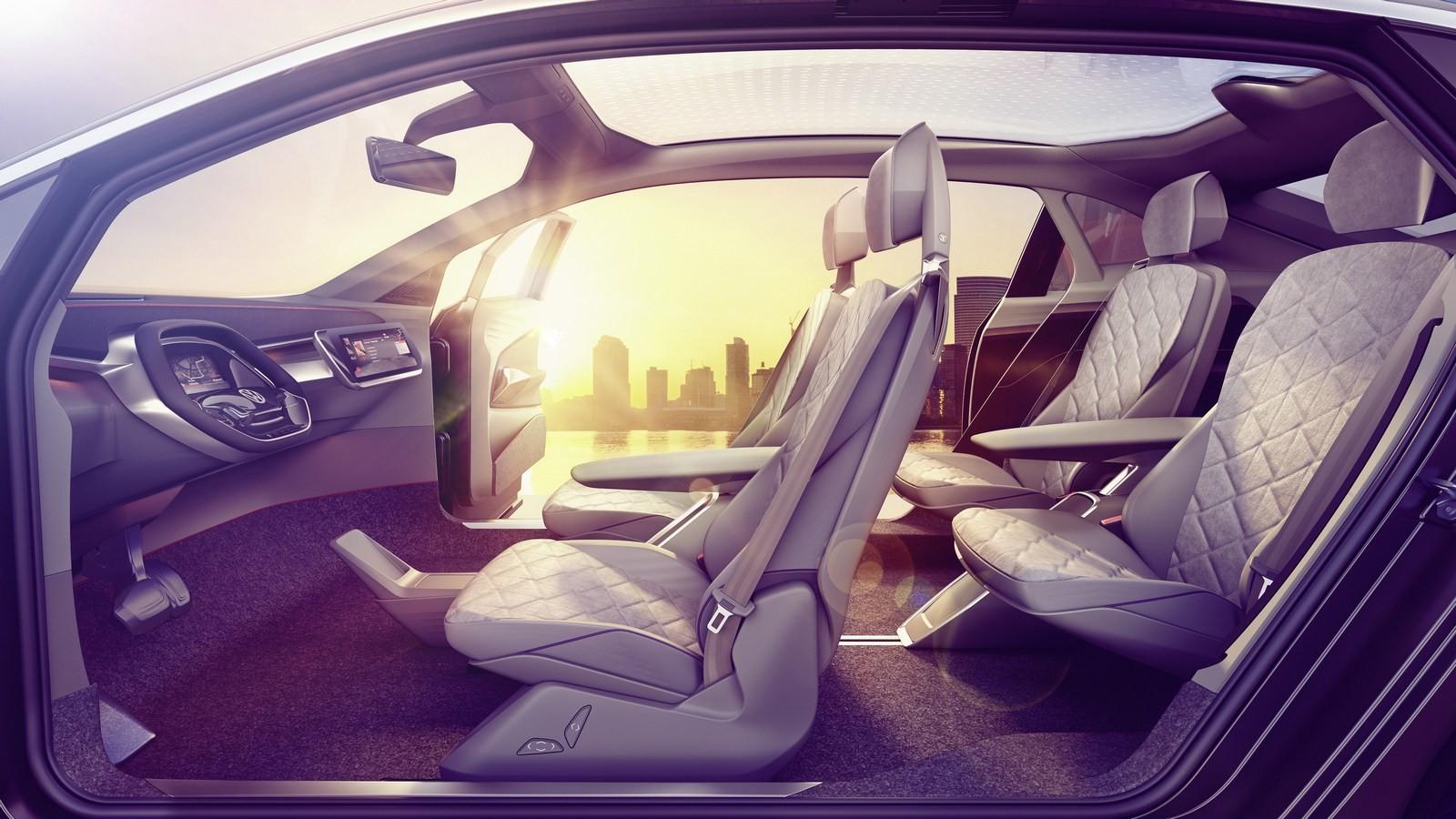 Foto de Volkswagen I.D. Crozz Concept II (6/16)