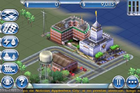 SimCity, el clásico de Electronic Arts llega al iPhone por la puerta grande