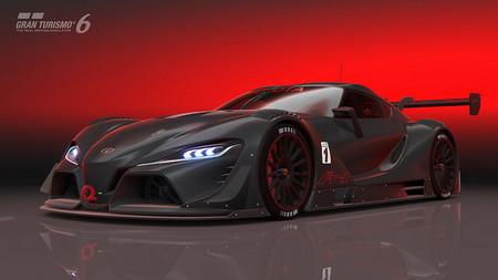 Llega una nueva actualización a 'Gran Turismo 6' con diversas sorpresas bajo el brazo