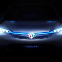 Cada día Buick parece más china que americana. El debut mundial del Velite Hybrid será en Guangzhou