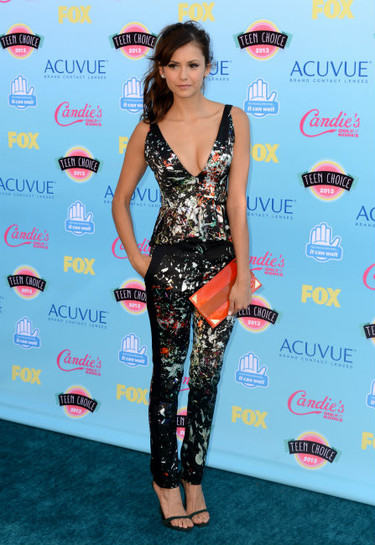 Teen Choice Awards: divertidos y con modelos estupendos
