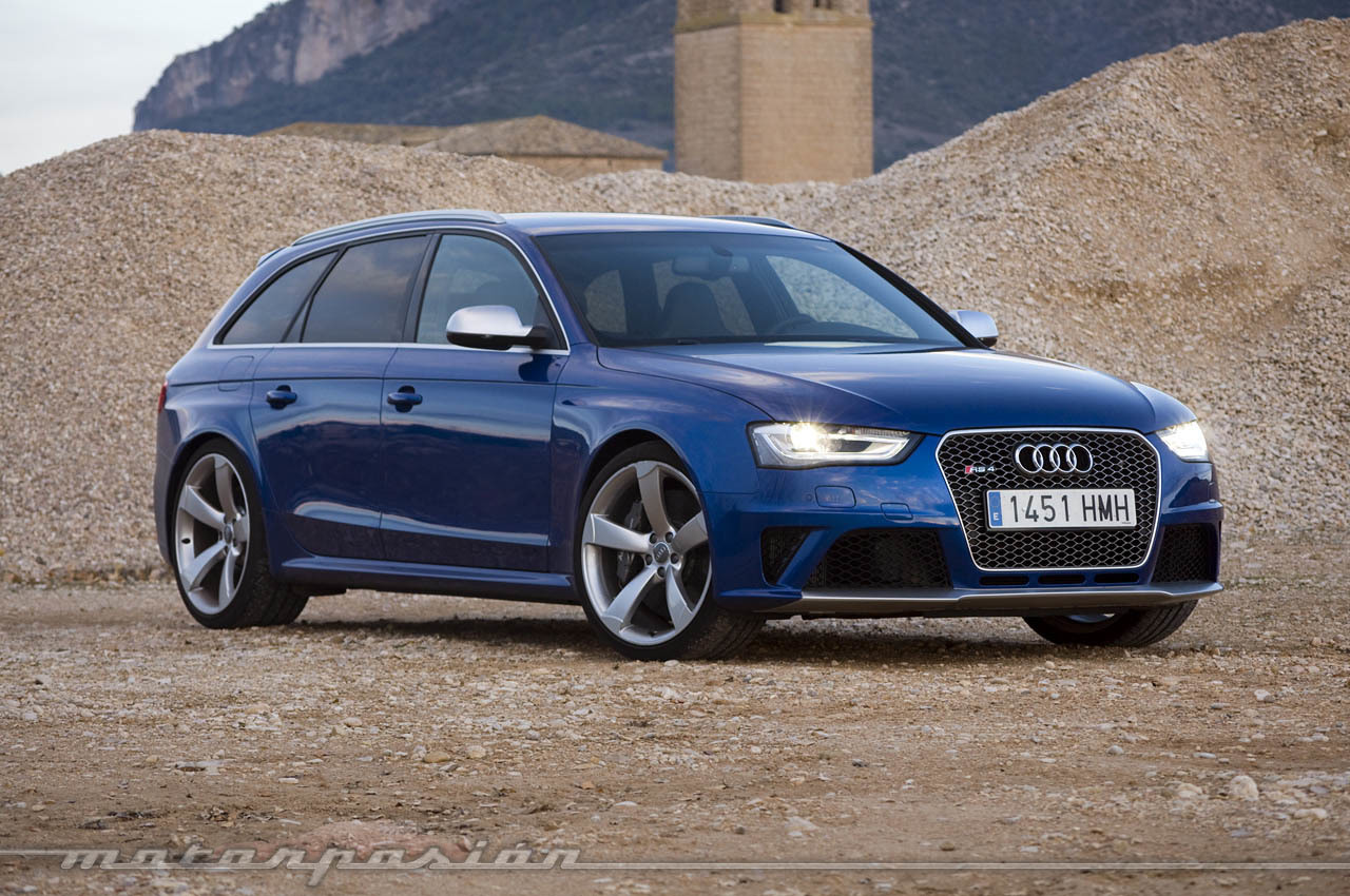 Foto de Audi RS4 Avant (prueba) (2/56)