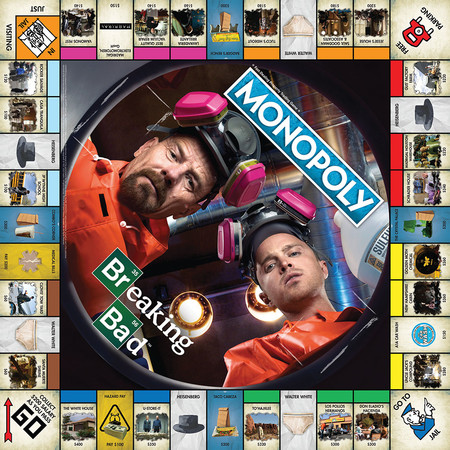 Monopoly Breakind Bad Comprar Mexico Ebay