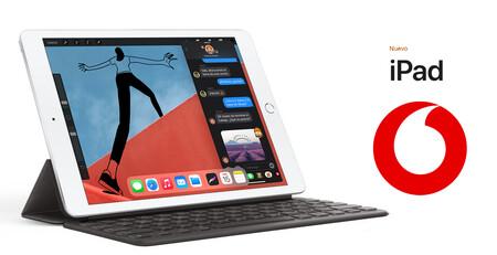 iPad 8 y iPad Air 6 con Vodafone: precios, modelos y disponibilidad