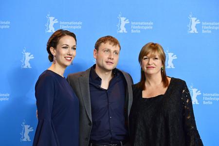 Polly Staniford, Max Riemelt y Cate Shortland