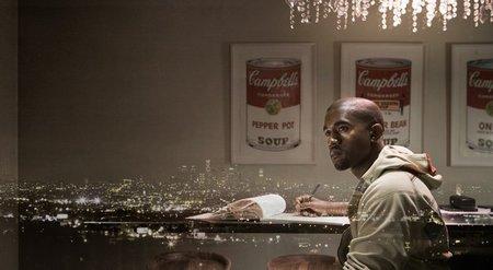 Casas de famosos: Kanye West en L.A.