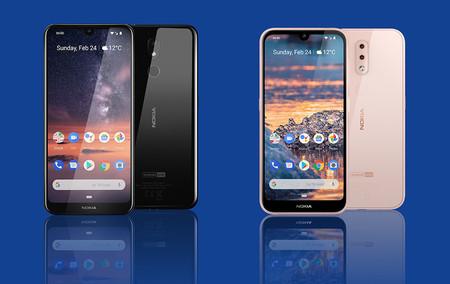 Nokia 3.2 y Nokia 4.2
