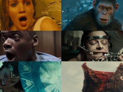 Los 19 momentos más impactantes del cine de 2017