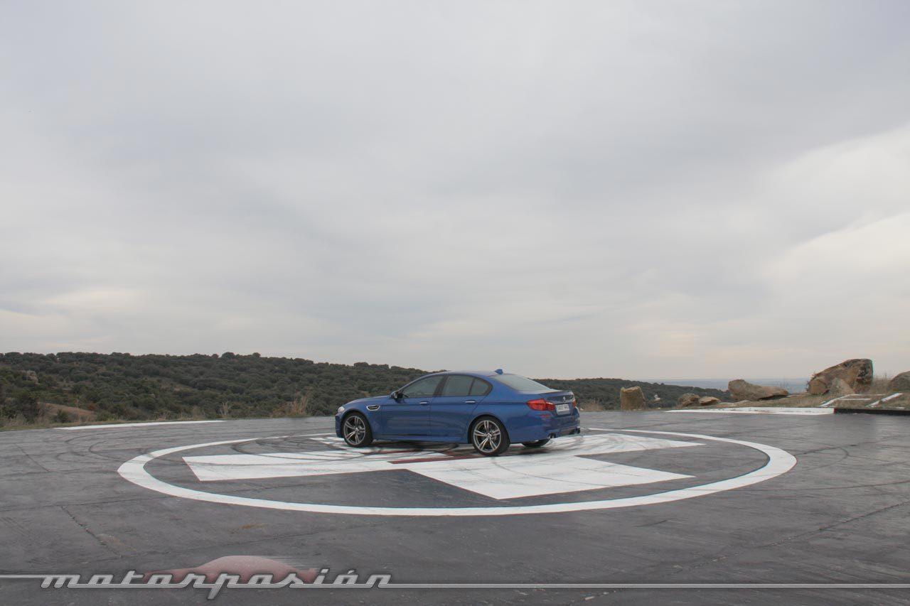 Foto de BMW M5 (Prueba) (4/136)