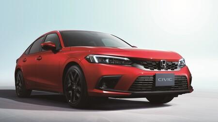 Confimado: este es el nuevo Honda Civic compacto, y sólo se venderá en versión híbrida