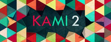 KAMI 2: un adictivo juego de puzzles imposibles. App de la Semana
