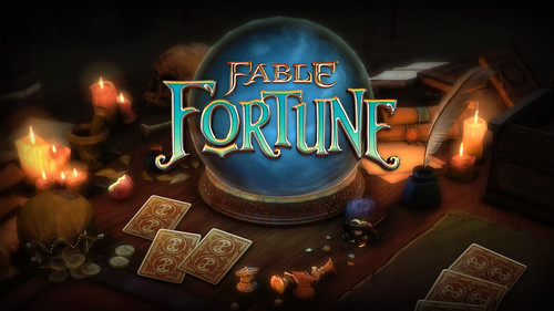 Fable Fortune es un juego de cartas distinto, pero puede que no lo suficiente