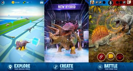 Anunciado Jurassic World: Alive, una especie de Pokémon GO para móviles de coleccionar dinosaurios