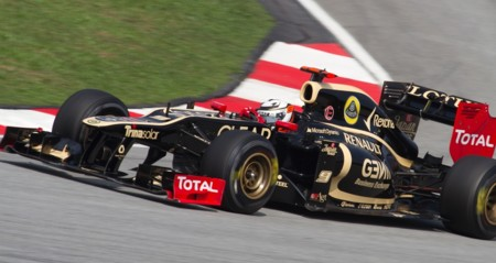 Raikkonen Lotus