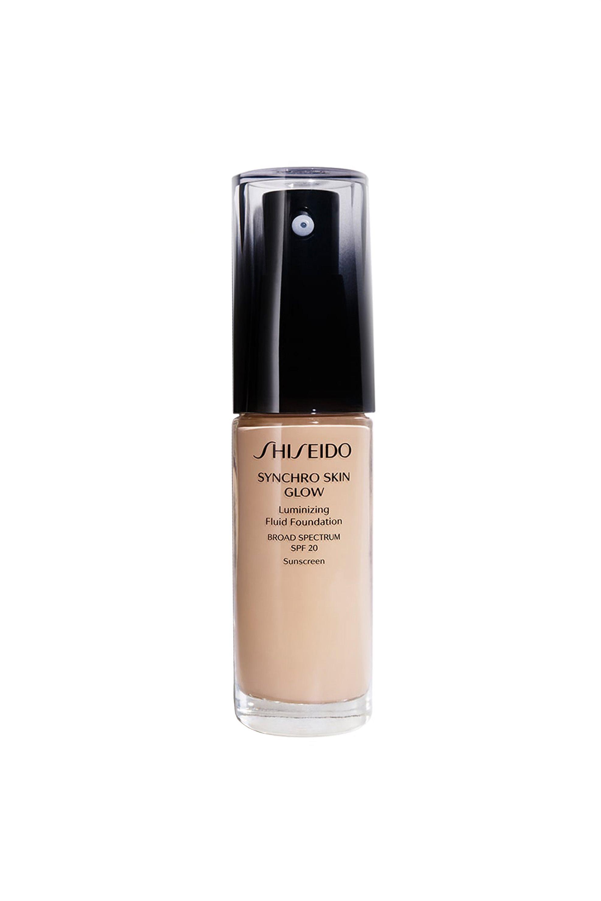 Base de maquillaje Synchro Skin Glow de Shiseido