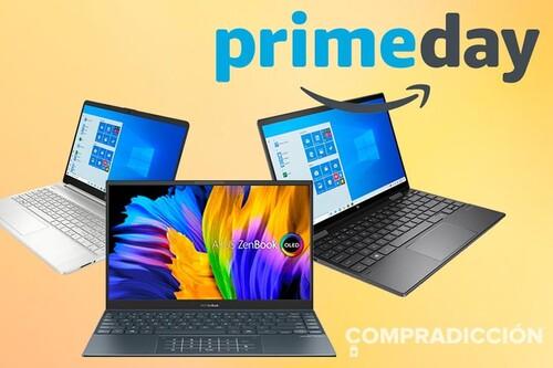 Amazon Prime Day 2021: mejores ofertas en portátiles de trabajo