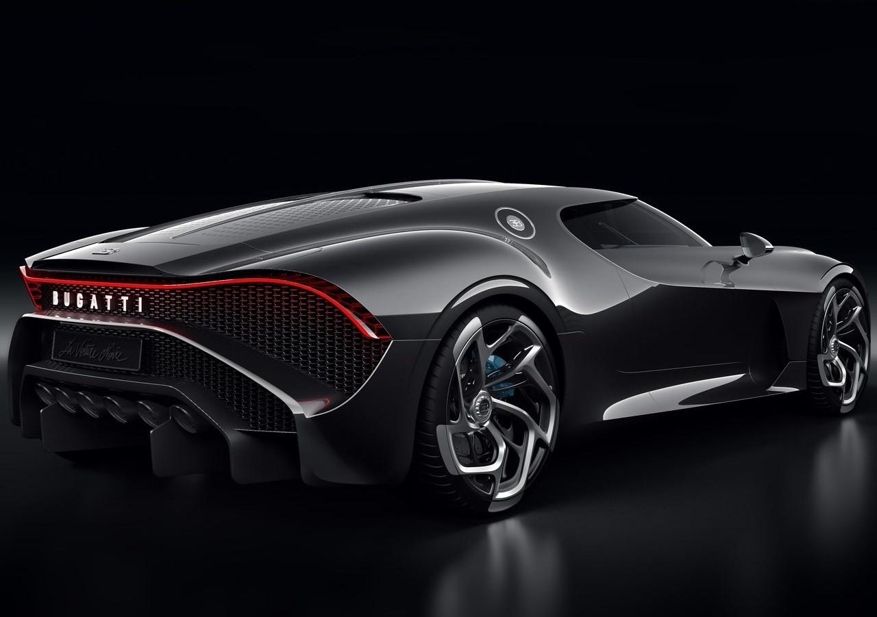Foto de Bugatti La Voiture Noire (16/28)