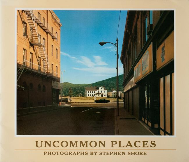 uncommon places sthephen shore