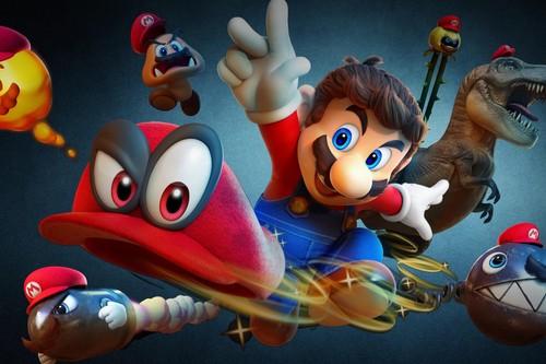 Super Mario Oddyssey es la mayor obra maestra para Nintendo Switch hasta la fecha