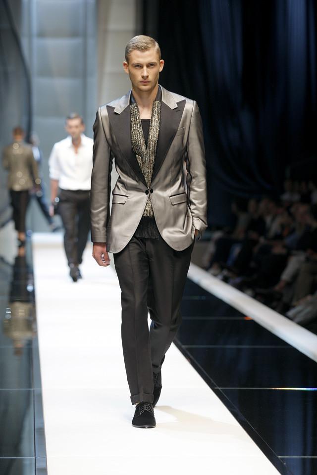 Foto de Milano Moda Uomo primavera-verano 2010: Dolce&Gabbana (7/16)