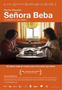 Señora Beba y el excelente cine argentino