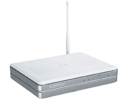 Router WL-500Gp V2 de Asus te deja el control a ti